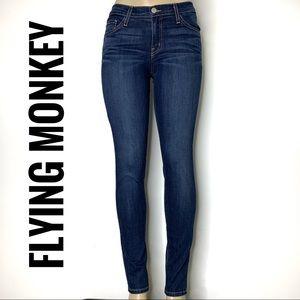 FLYING MONKEY Low Rise Skinny Jeans Size 29